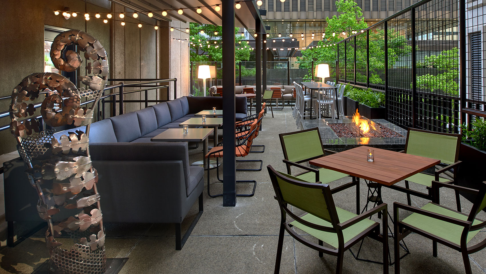 Outlier Outdoor Patio