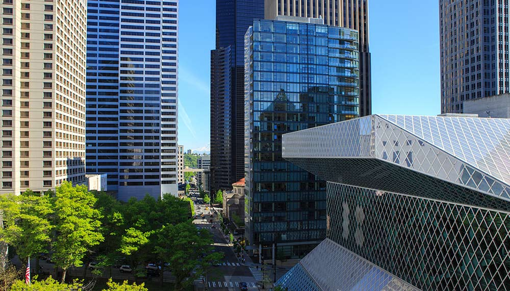 Convention center boutique hotel Seattle