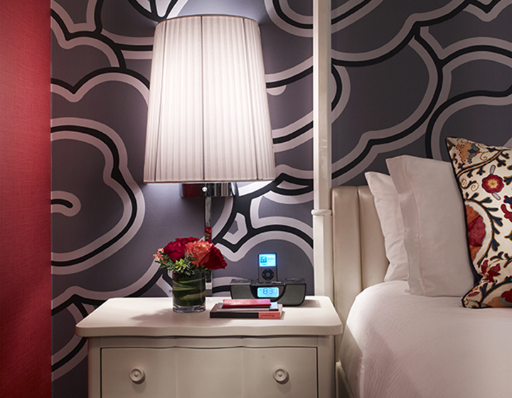 premier guest rooms at Kimpton Hotel Monaco